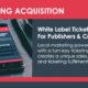 Evvnt acquires event ticketing platform Geotix