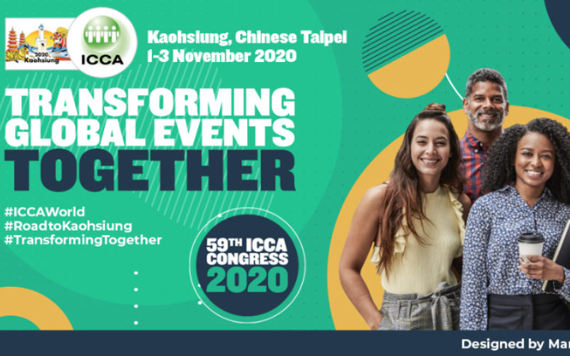 ICCA to make its 59th Congress in Kaohsiung 'A global hybrid experience'