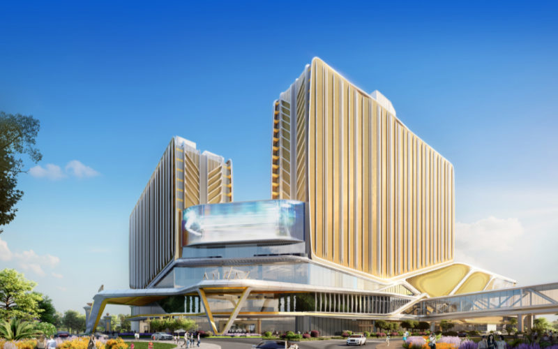 New Galaxy ICC, Macau, to showcase at IT&CM China