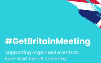 Social media: #GetBritainMeeting