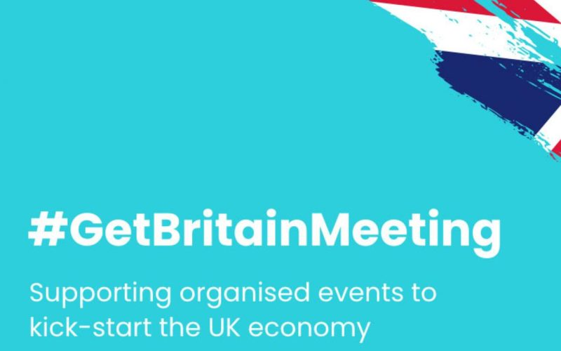 Call to action: #GetBritainMeeting