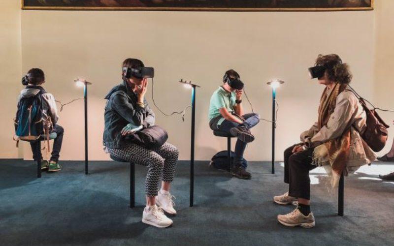 Transforming to virtual inside a week