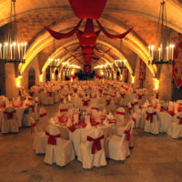 La Valette Hall Banquet