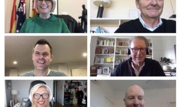 Melbourne CEC explores Unconventional Ideas