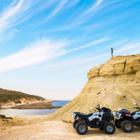 Quad biking in Gozo