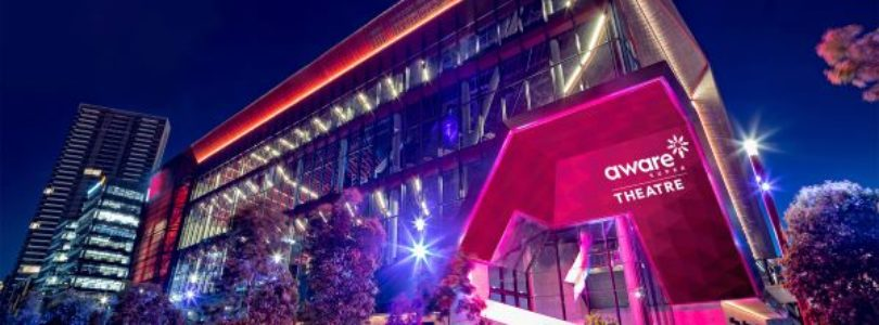 ICC Sydney's theatre performance becomes Aware Super in Darling Harbour