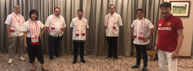 Singapore chefs to serve up Worldchefs Congress and Expo 2024