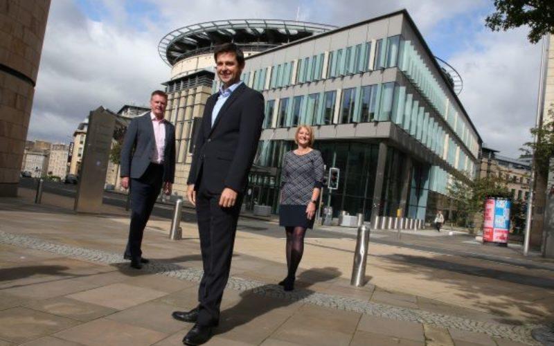 Edinburgh ICC appoints new finance director