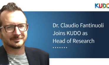 Conference interpreting specialist KUDO appoints new head of research