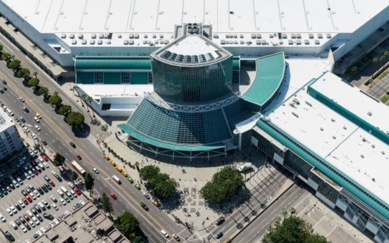 Los Angeles Convention Center earns LEED gold recertification