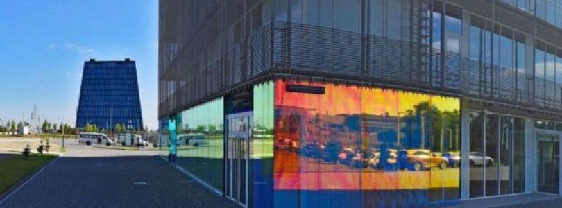 Hypercube open for events in Moscow's Skolkovo technopark