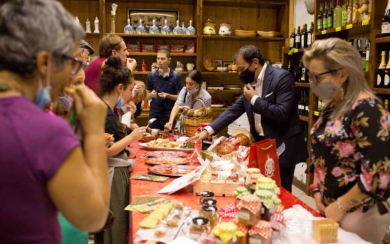 Undiscovered Italy tour sees 20 event planners explore Calabria