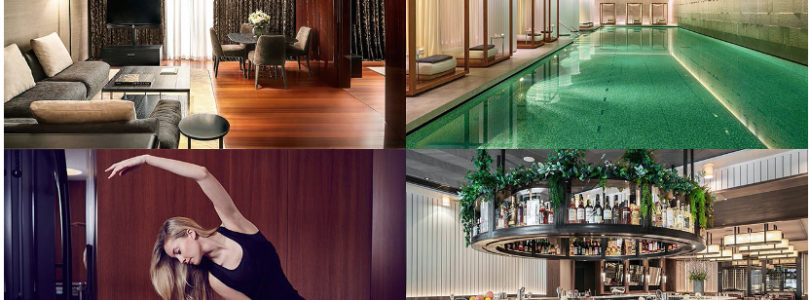 Bvlgari Hotel London launches B.Business workation