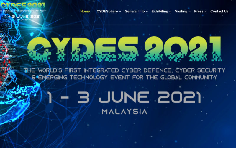 Malaysia government gets right behind cyber security strategy launch and CYDES 2021
