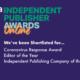 Mash Media nominated for three UK awards