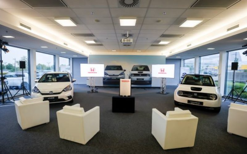Penguins produces first live Honda Motor Europe event since start of pandemic