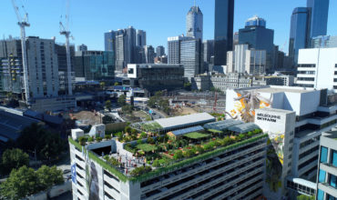 Sustainable journeys: Melbourne Skyfarm and Melbourne Convention and Exhibition Centre forge new paths