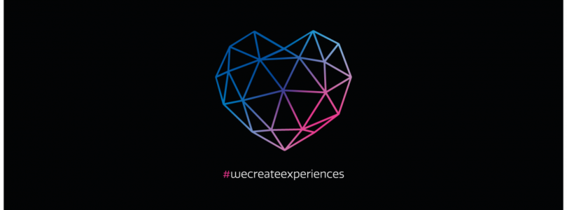 #WeCreateExperiences campaign brand launches in UK