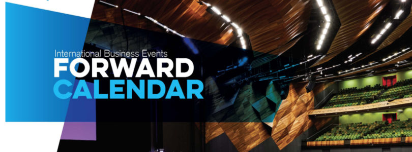 Australian CVB Association's Forward Calendar illustrates need for investment support