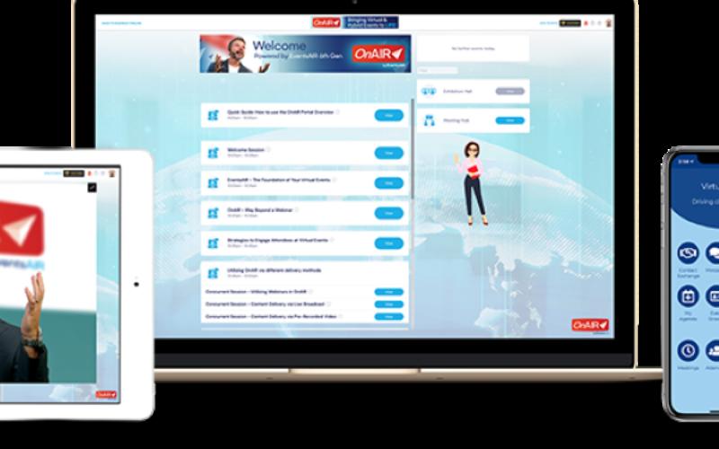 EventsAIR named 'Best Event Management Platform' at ETAs
