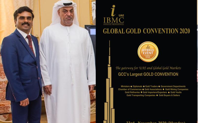 Hybrid alchemy in Dubai as region's largest gold convention set to gather in Armani Burj Khalifa