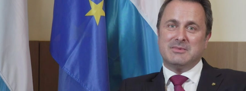 Industry draws big endorsement from Luxembourg prime minister speaking at ICCA Congress