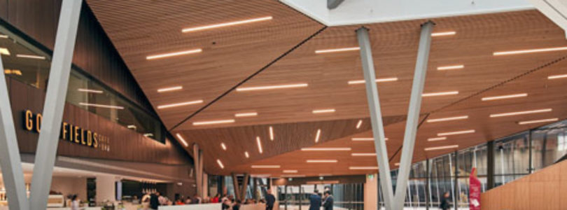 Melbourne Convention & Exhibition Centre reopens under Covid restrictions