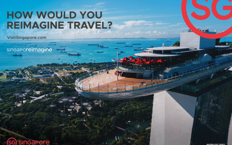 Singapore reimagines the future of travel with major new initiative
