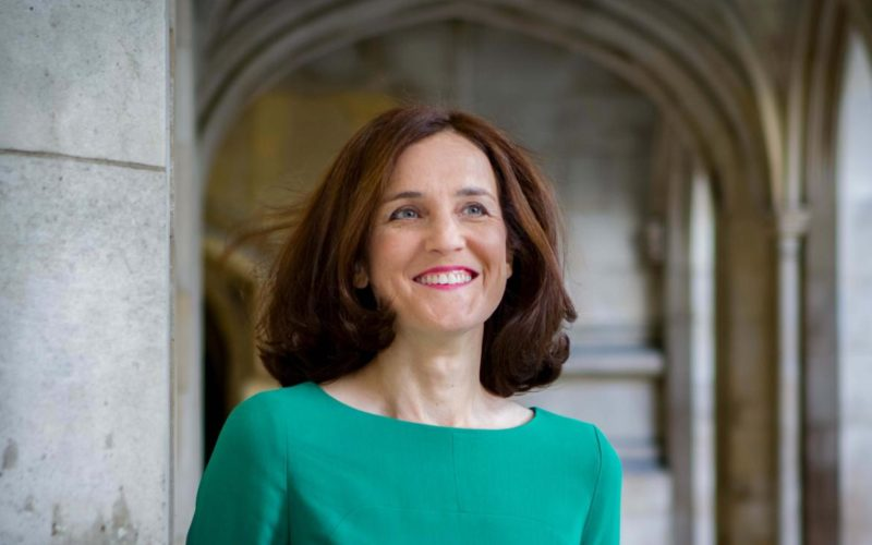 Theresa Villiers MP to chair renewed UK Parliamentary Group for Events