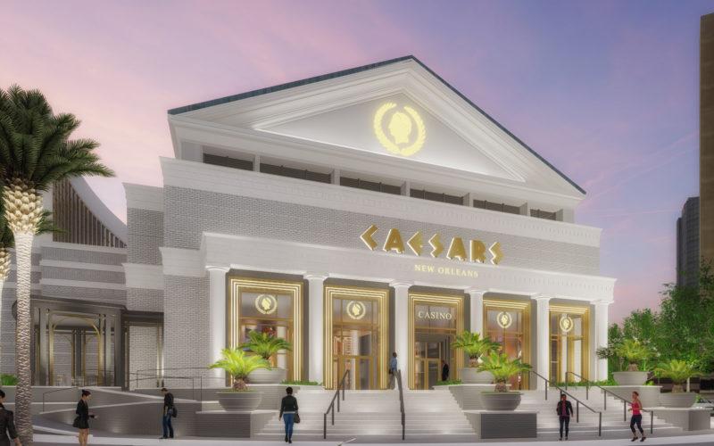 Caesars Entertainment invests $325m to transform Harrah's New Orleans