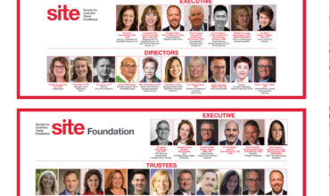 SITE announces new leadership roster for 2021