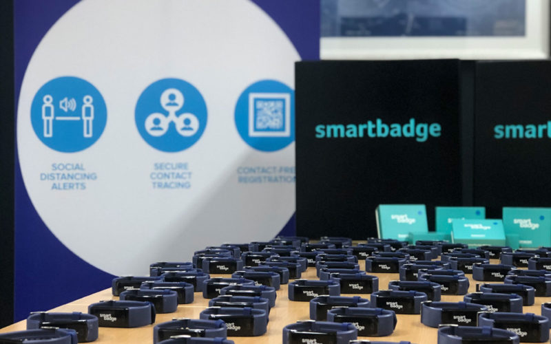 Smart Badge: The Australian innovation for events in the Covid era
