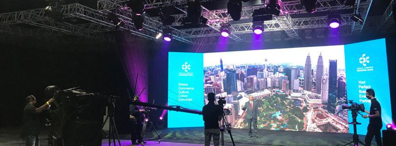 Kuala Lumpur Convention Centre launches new virtual studio