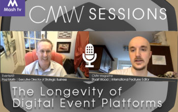 CMW Sessions: The longevity of digital event platforms