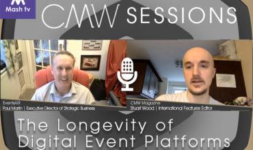CMW Sessions: The longevity of digital event platforms