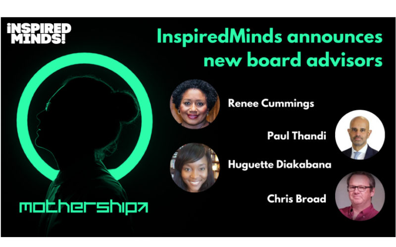 NEC CEO Paul Thandi and ex-Apple chief join InspiredMinds board of advisors