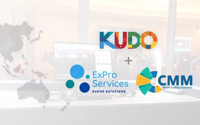 KUDO's expansion in APAC region continues with new partners in Hong Kong and Indonesia