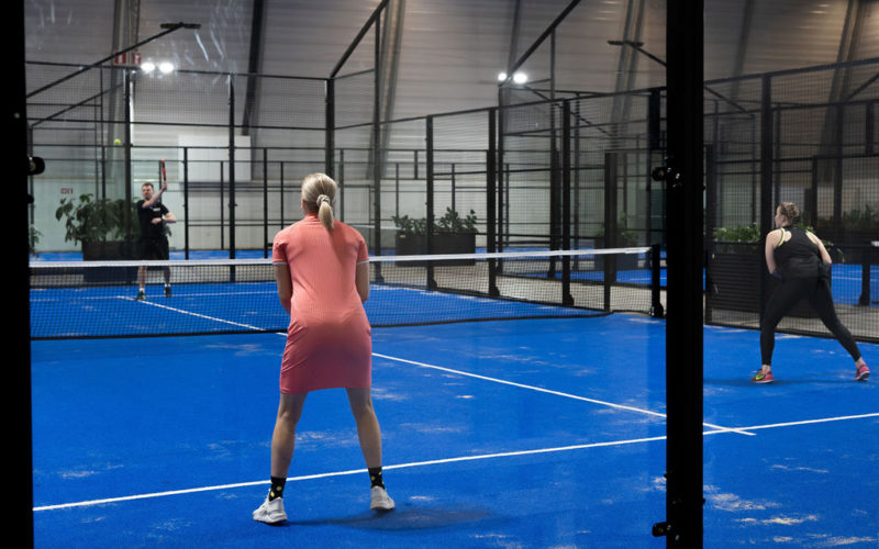 Game on: Padel arena opens at Messukeskus Helsinki