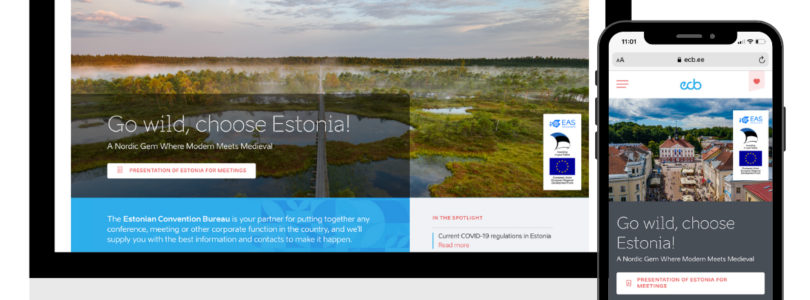 Estonian CVB invests in digital to keep its Baltic attractions top of mind for planners