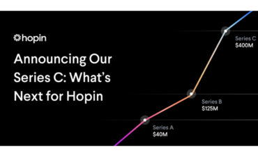 VEP Hopin raises a further $400m in new funding round