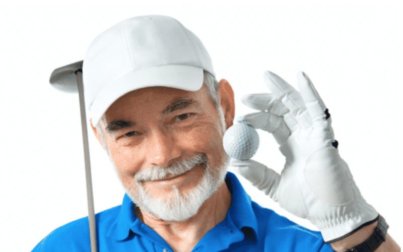 Driving incentive results on the golf course