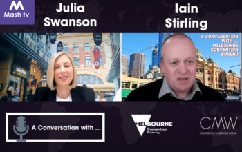 Video: a conversation with Melbourne Convention Bureau