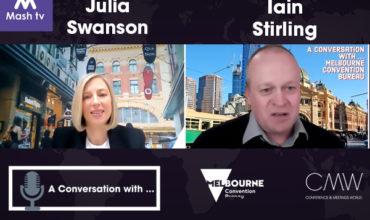 Video: a conversation with Melbourne Convention Bureau
