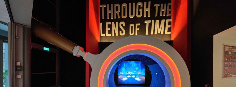 Pico designs immersive view on history through the lens of time in Singapore