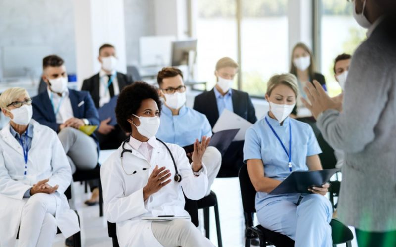 Ashfield study shows healthcare professionals keen for return to live events, but with a place for virtual