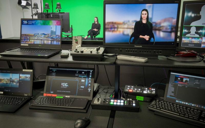 ICC Sydney launches new media studio