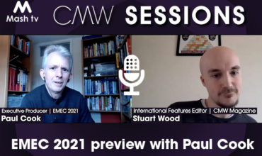 CMW Sessions: EMEC 2021 preview with executive producer Paul Cook