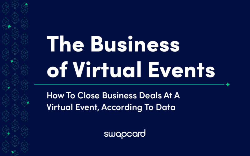Swapcard publishes 'The Business of Virtual Events' report for GMID