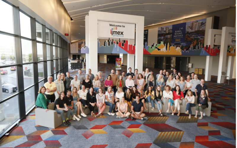 No time for standing still, says IMEX as group invests in nine new appointments