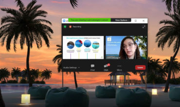 Visit Maldives launches themed virtual platform with 'barefoot beach conference'